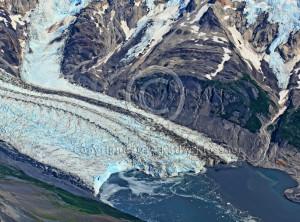 Blue Glacier Alaska