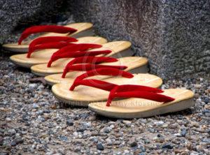 Sandals - Kyoto Japan