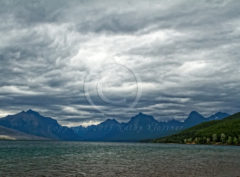 Lake McDonald Glacier Park