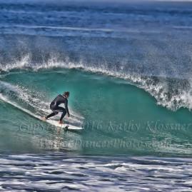 Surfing Photo Art
