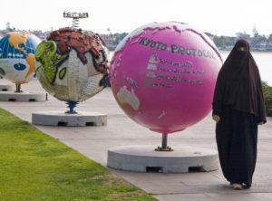 World Globes in San Diego