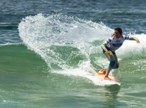 Dominic Barona Surfer